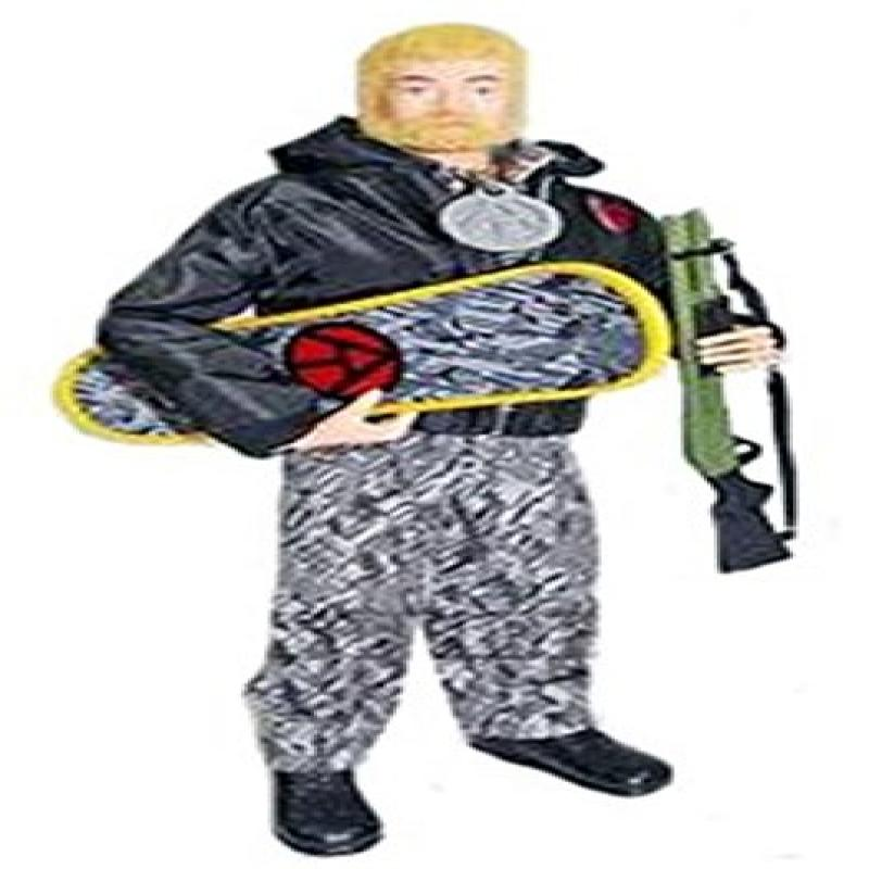 "GI Joe 2010 Club Exclusive Adventure Team AT Urban Adventurer 12"" 1 6th Scale Action Figure with Uniform... by"