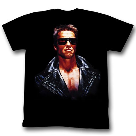Terminator Movies This Dude Adult Short Sleeve T Shirt (Terminator Costumes For Adults)