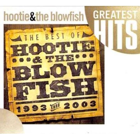 The Best Of Hootie and The Blowfish 1993-2003