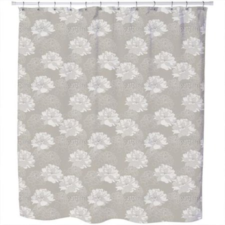 come rosy come shower curtain extra long 70 inches x 90 inches. Black Bedroom Furniture Sets. Home Design Ideas