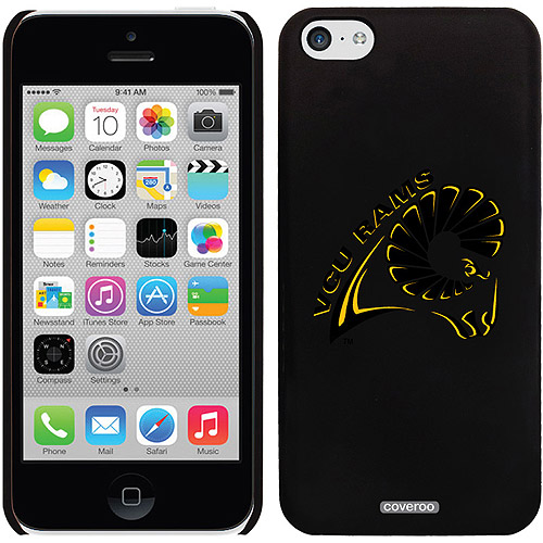 Coveroo VCU Rams Logo Design Apple iPhone 5c Thinshield Snap-On Case