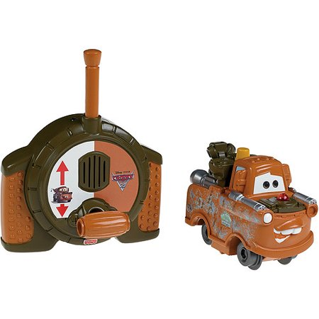 Fisher Price Geotrax (Fisher Price - Pixar Cars 2 Geotrax Rc)
