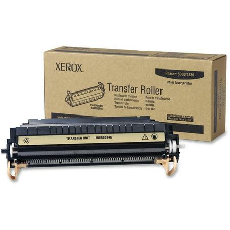 Genuine Xerox Transfer Roller (Xerox, XER108R00646, 108R00646 Laser Transfer Roller, 1 )
