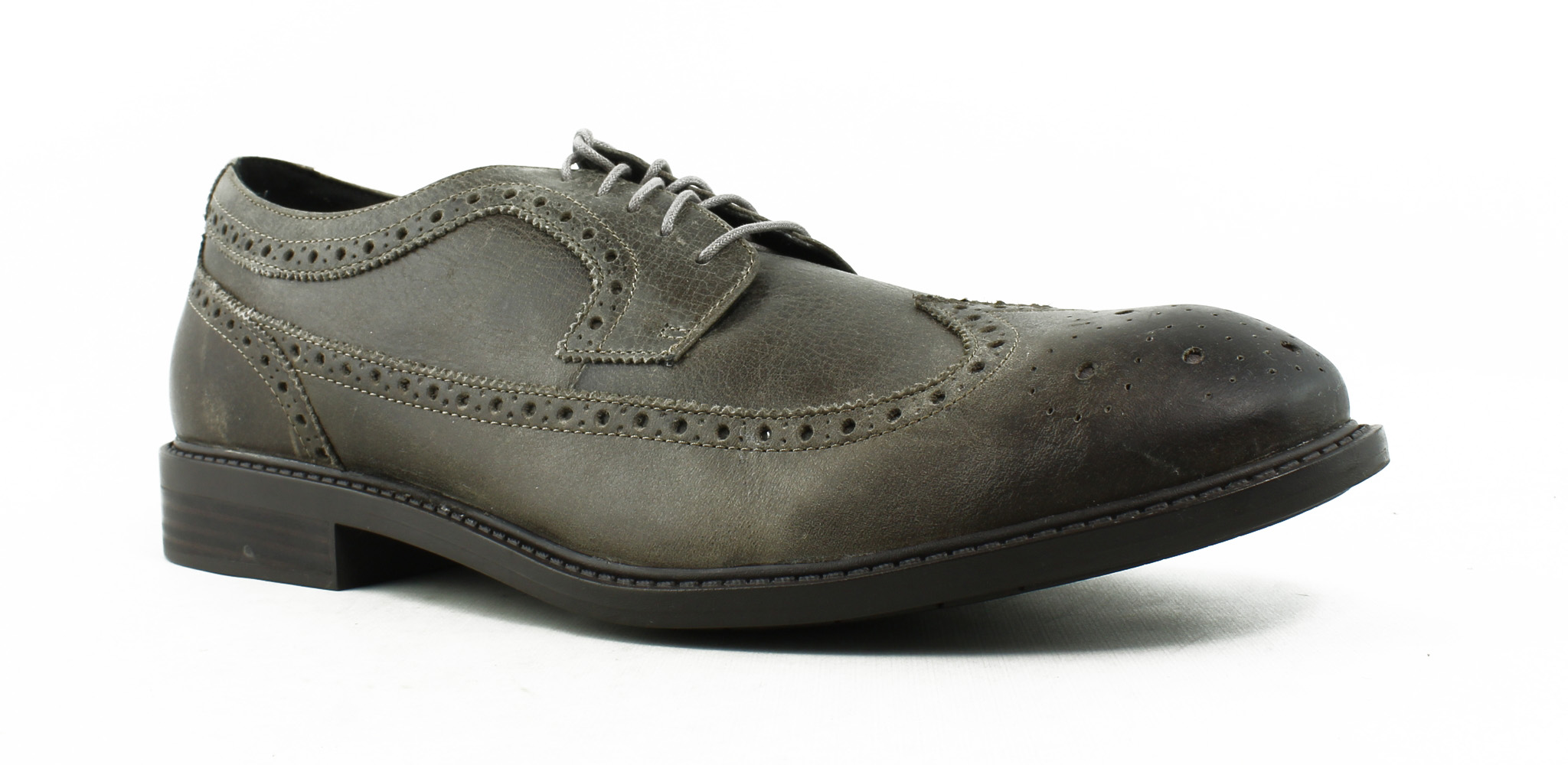 Dunham Mens Stone Oxford Dress Shoes Size 15 New by Dunham