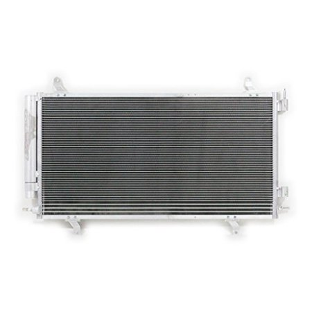 A-C Condenser - Pacific Best Inc For/Fit 4119 12-15 Chevrolet Camaro Convertible LT 12-12 Conv Coupe LS 12-15 Coupe LT/LS w/Receiver & Drier ()