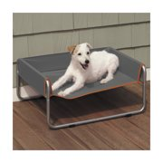 Insect Shield Pet Cot Large, Grey