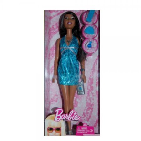 Barbie Glam Doll African American Target Exclusive - Halloween Barbie Target