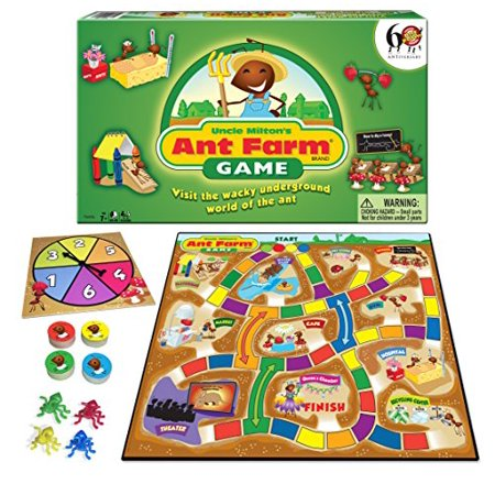 Farm Game (Uncle Miltons Ant Farm Game Board)