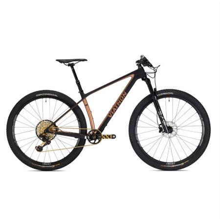 Viathon M.1 XX1 Carbon Eagle Mountain Bike, Medium, Copper