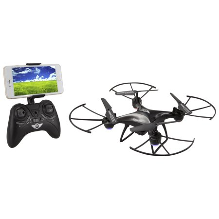 Sky Rider Eagle 3 Pro Quadcopter Drone with Wi-Fi Camera -