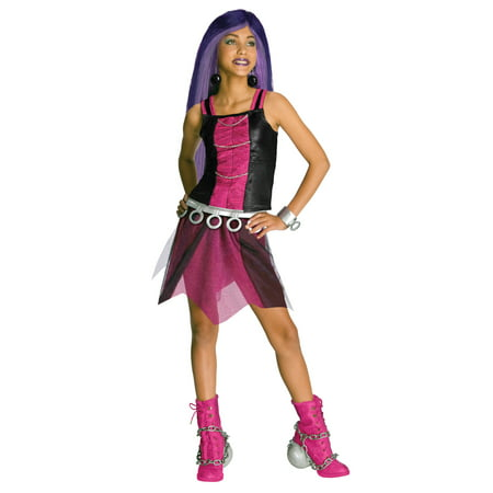 Spectra Vondergeist Halloween Costume (Monster High Spectra Vondergeist Child Dress-Up)