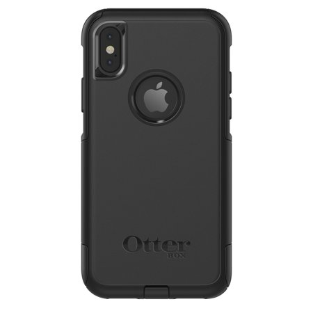 OtterBox Commuter Series Case for iPhone X, Black