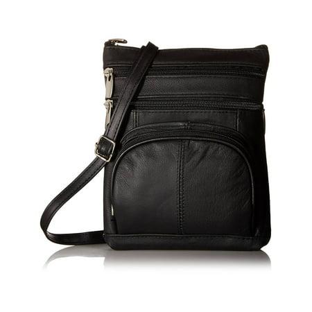 Leather Shoulder Bag Handbag Purse Cross Body Organizer Wallet Multi Pockets New New Hermes Handbag Bag Purse