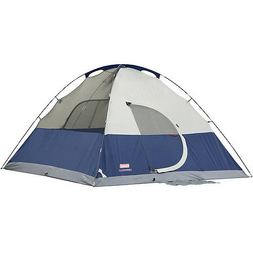 Coleman Elite Sundome 6-Person Tent with LED Light 12u0027 x 10u0027 - Walmart.com  sc 1 st  Walmart & Coleman Elite Sundome 6-Person Tent with LED Light 12u0027 x 10 ...