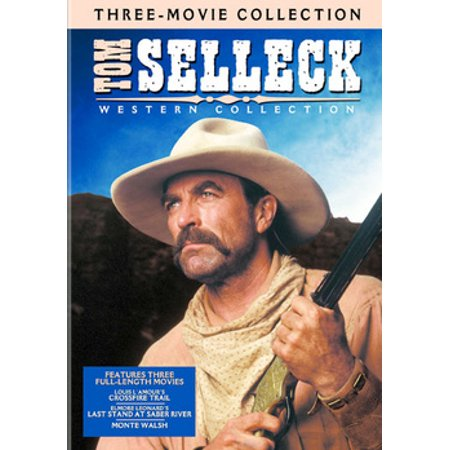 Tom Selleck Western Collection (DVD)