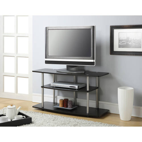 "Designs 2 Go TV Stand, for TVs up to 42"" by Convenience Concepts, Multiple Colors"