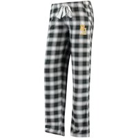 Baylor Bears Concepts Sport Women's Forge Flannel Pant - Green/Black