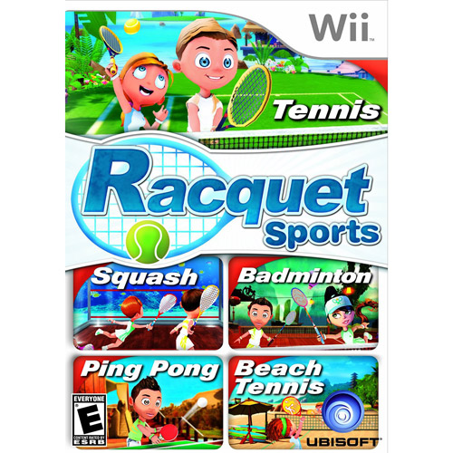 Racquet Sports (Wii) - Pre-Owned