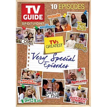 TV Guide Spotlight: Very Special Episodes (DVD)