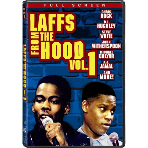 Laffs From The Hood, Vol. 1 (Full Frame)