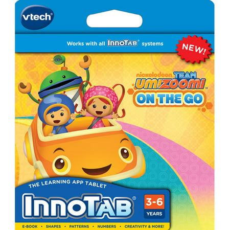 158ab7255604 VTech InnoTab Software, Team Umizoomi
