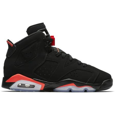 Nike Kids GS Air Jordan 6 Retro Basketball Shoe Nike Air Force 1 Jordans
