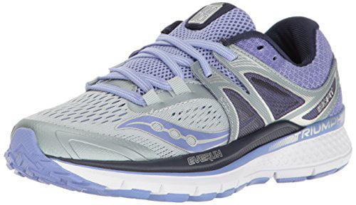 Triumph ISO 3 Running Shoe, Grey Purple