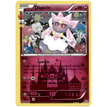 Pokemon Generations Radiant Collection Diancie RC22 ()