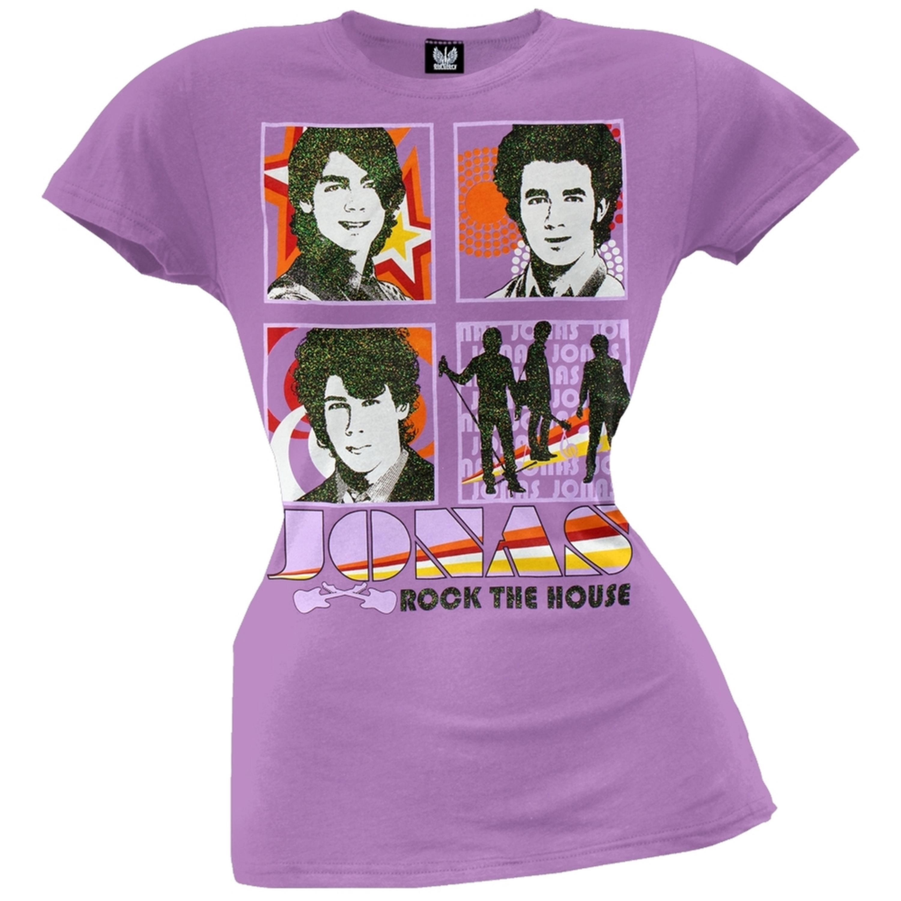 Jonas Brothers - In A Box Girls Youth T-Shirt