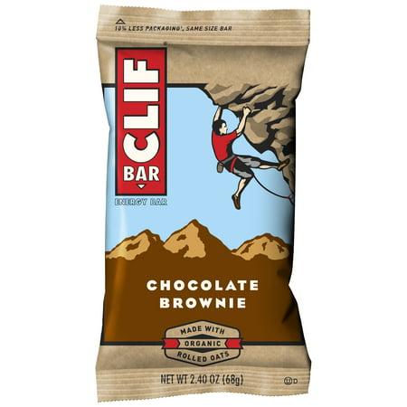 Clif Bar ® Chocolate Brownie Energy Bar 2,40 oz Bar