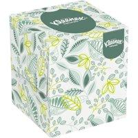 Kleenex, KCC21272CT, Naturals Facial Tissue, 36 / Carton, White