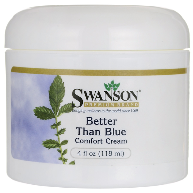 Swanson Better Than Blue Cream 4 fl oz (118 ml) Cream