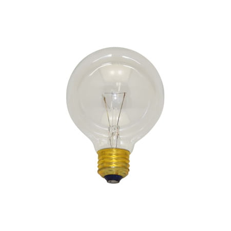 Replacement for GE GENERAL ELECTRIC G.E 40G25/C/LL 120V replacement light bulb lamp ()