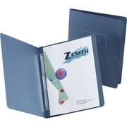 TOPS, OXF5730123, Oxford Presslock Letter Report Covers, 25 / Box, Dark Blue