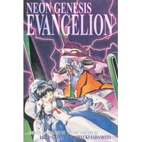 Neon Genesis Evangelion 3-in-1 Edition, Vol. 1 : Includes vols. 1, 2 & 3
