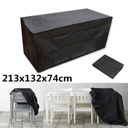 Garden Patio Table Cover Waterproof Outdoor Furniture Shelter Large Size - image 5 de 5