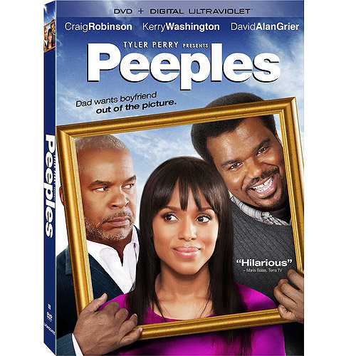 Tyler Perry Presents Peeples (DVD + Digital UltraViolet) (With INSTAWATCH) (Widescreen)