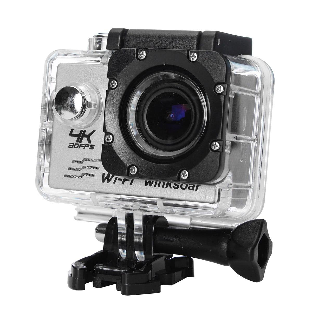 Winksoar SJ9000 Wifi 1080P 4K Ultra HD Sport Action Camera 7 Colors DVR Cam Camcorder Waterproof Christmas Birthday Gift