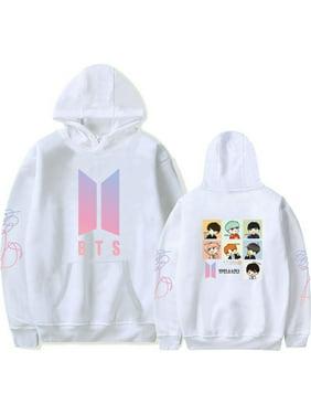 503a88fa6 Product Image Fancyleo BTS LOVE YOURSELF Women men Long Sleeve Hoodies  Sweatshirts K-Pop Bangtan New