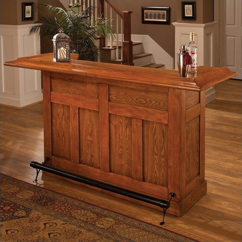 Hillsdale Furniture Classic Large Bar, Multiple Colors
