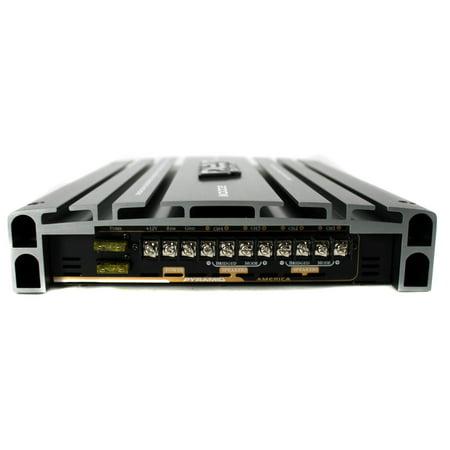 Pyramid 2000 Watt 4 Channel Bridgeable Mosfet Amplifier