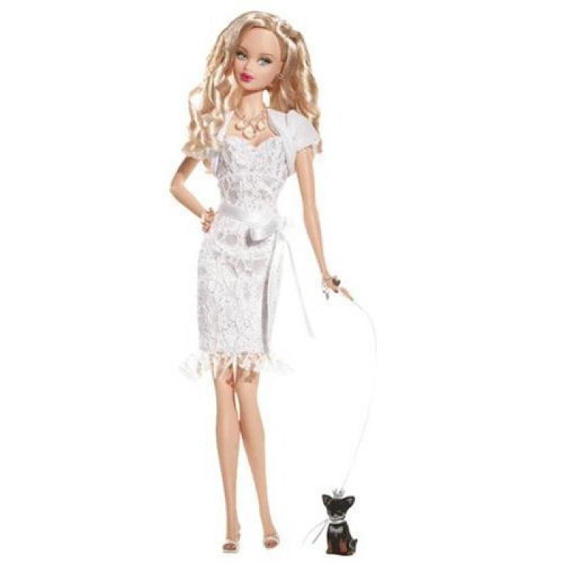 Mattel April Birthstone Barbie