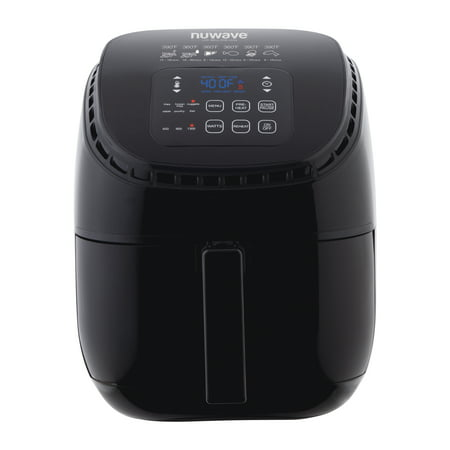 36011 3-Qt. Brio Air Fryer, Black