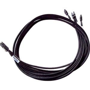 INTERNAL MINI-SAS TO 4X SATA CABLE SFF-8087 TO 4X SATA CABLE