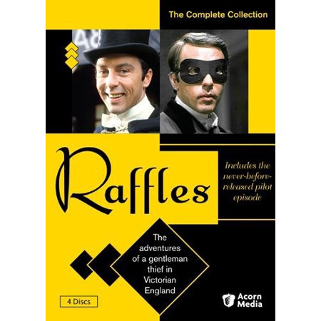 Raffles: The Complete Collection - Raffle Boxes