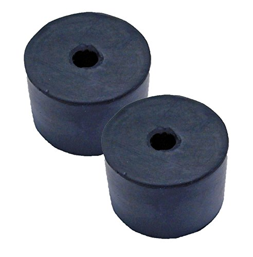 Generator (2 Pack) Replacement Rubber Foot # 570355001-2pk By Homelite