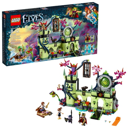 Elf Toy (LEGO Elves Breakout from the Goblin King's Fortress)