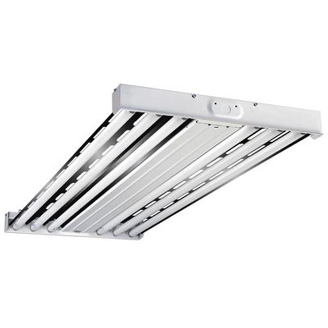 Cooper Lighting Hbl654t5hort1 4 Ft 6 Lamp T5 Commercial High Bay Fluorescent Fixture