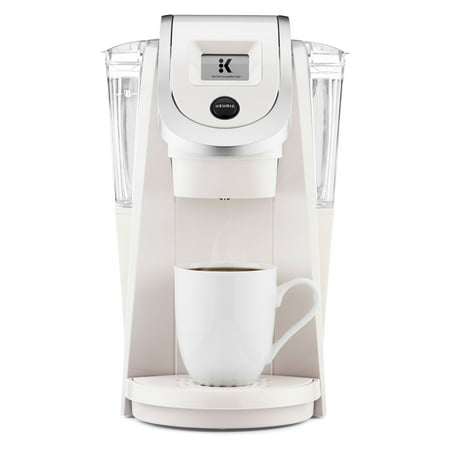 Keurig K250 Single Serve, K-Cup Pod Coffee Maker, Sandy