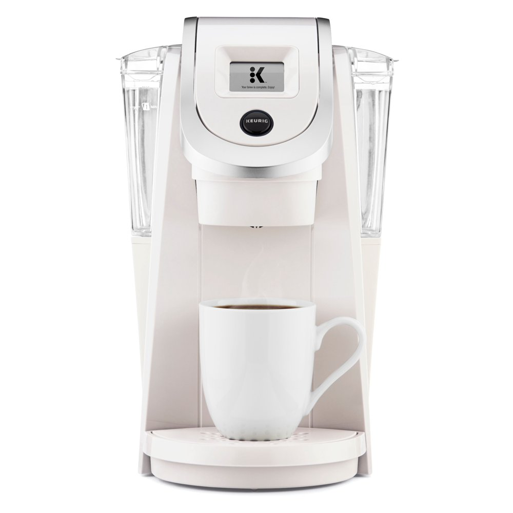 Keurig K250 Single Serve, K-Cup Pod Coffee Maker, Sandy Pearl